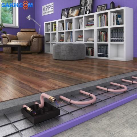 XL PIPE - автономное отопление без котла XL PIPE - электро-водяной теплый пол, автономное отопление без котла, насоса и радиаторов  Просмотров: 131 Комментариев: 0