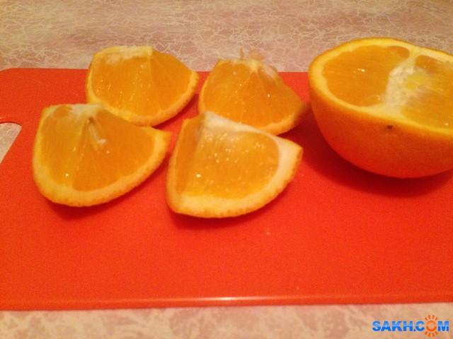 Оранжевое настроение!  Просмотров: 273 Комментариев: 0