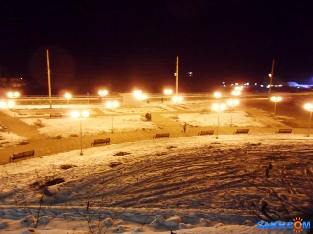 SAM_7971 К Новому году нашему району подарили Новый парк.  Просмотров: 93 Комментариев: 0