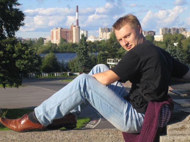Питер, гоночная трасса на Крестовском