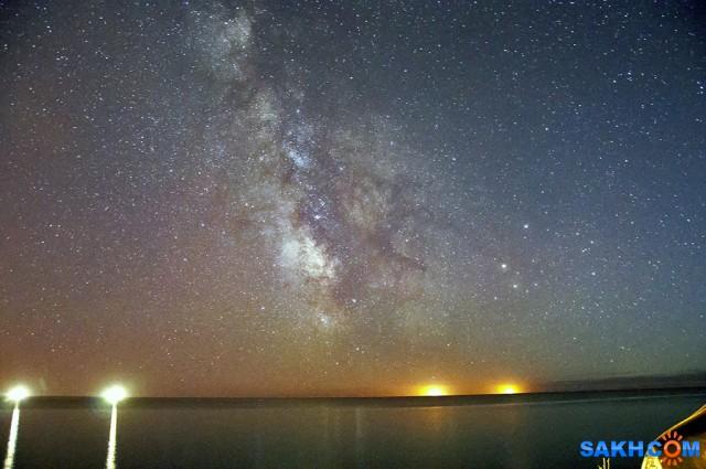 Небо в Пригородном 27.08.16  Просмотров: 239 Комментариев: 5