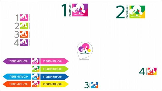 вариант логотипа и элементов фирменного стиля городского парка имени Ю.Гагарина Фотограф: © marka | 2016 Использование стиля в навигации.   В зависимости от тематических зон парка, изменяется цветовое решение знака. Метки для интернет-карт так же выполнены в соответствии с фирменным стилем и определенным цветовым решением.  Просмотров: 140 Комментариев: 0