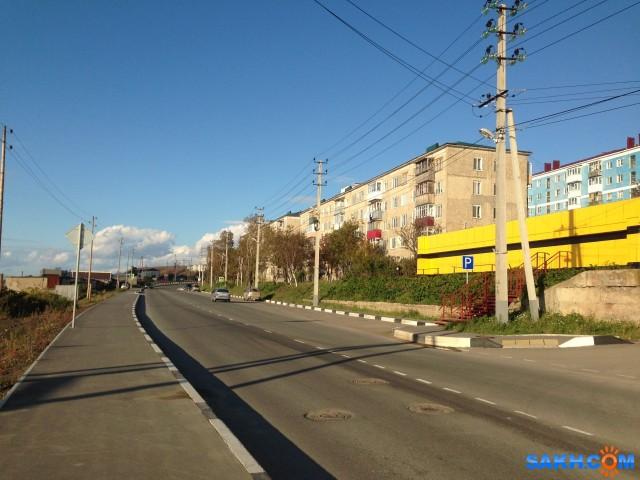 IMG_2841 Вот как выглядит объездная дорога по улице Победы в октябре  2017 года.  Просмотров: 130 Комментариев: 0