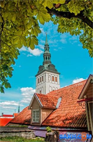 Прогулки по Таллину