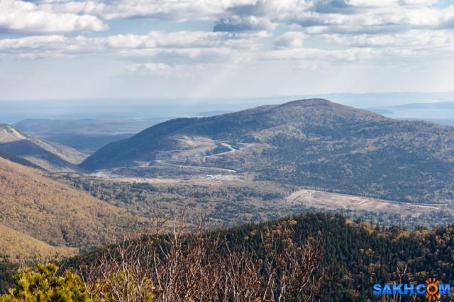 Вид с горы Алтарной  Просмотров: 577 Комментариев: 0