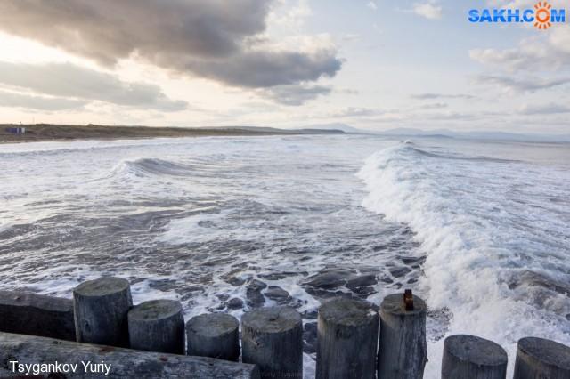 Море волнуется... Фотограф: Tsygankov Yuriy  Просмотров: 154 Комментариев: 0