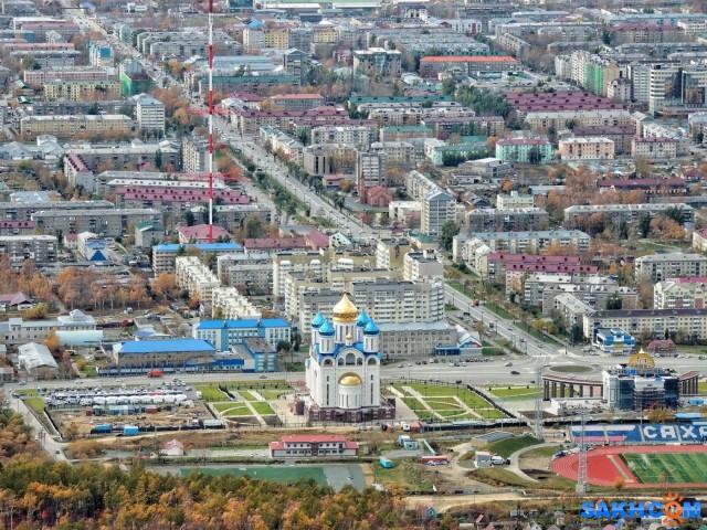 Остров Сахалин, XXI век...
