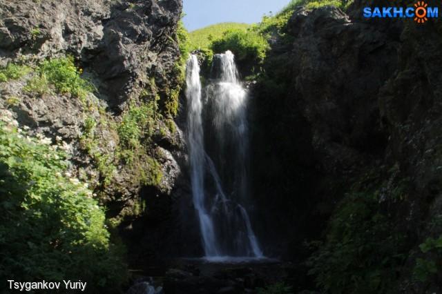 водопад Гразиозный