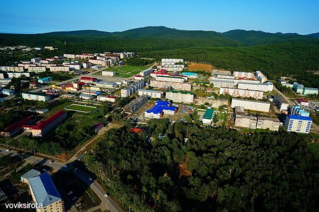 Фото г долинск сахалинской области
