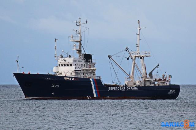 ПС-819  (патрульное судно). Фотограф: 7388PetVladVik  Просмотров: 4219 Комментариев: 0