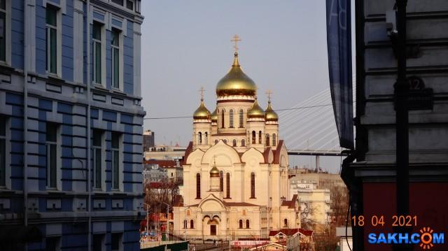 DSC01011 Православный Спасо-Преображенский собор в центре города  Просмотров: 34 Комментариев: 0