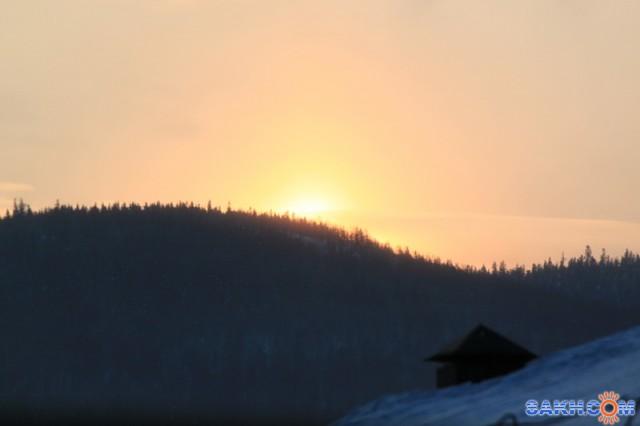 Восход солнца.. после землетрясения.. Фотограф: vikirin  Просмотров: 2482 Комментариев: 0