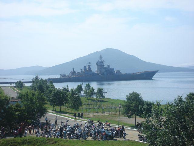 Фото города фокино приморский край