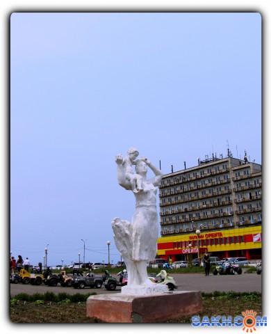 Холмск. Приморский бульвар  Просмотров: 1437 Комментариев: 0