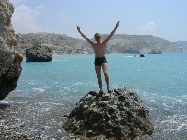 В Пафосе из моря вышла не только Афродита...  Просмотров: 2615 Комментариев: 5