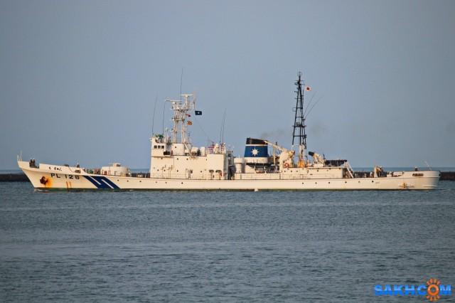 PL 128.   (судно береговой охраны Японии). Фотограф: 7388PetVladVik  Просмотров: 2975 Комментариев: 0