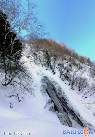 Водопад на мысе Клокова  Просмотров: 1489 Комментариев: 0