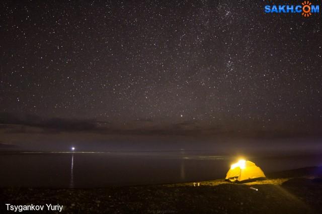 Звездная ночь Фотограф: Tsygankov Yuriy  Просмотров: 491 Комментариев: 0