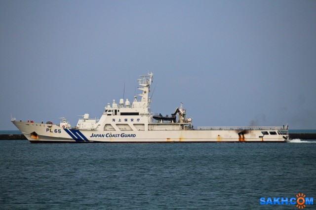 PL 65. (судно береговой охраны Японии). Фотограф: 7388PetVladVik  Просмотров: 3629 Комментариев: 0