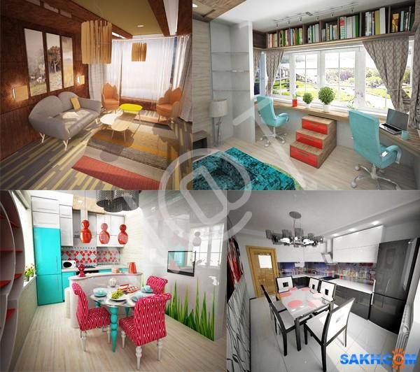 Дизайн интерьеров он-лайн 3D Фотограф: Nat Проектирование интерьеров.  Просмотров: 385 Комментариев: 0