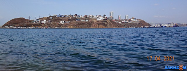 DSC00667 Вид на Владивосток от маяка Эгершельда.  Просмотров: 128 Комментариев: 0