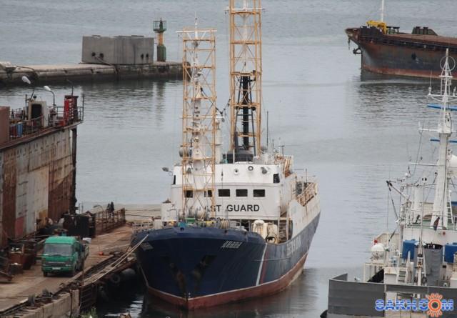 ДИАНА.    Фотограф: 7388PetVladVik (патрульное судно)  Просмотров: 3985 Комментариев: 0