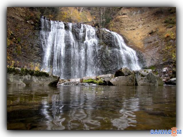 Водопад... Приток реки Черемшанки  Просмотров: 1461 Комментариев: 1