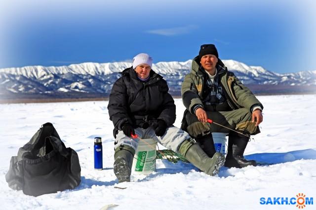 отличная погода для хорошей рыбалки с любимой  Просмотров: 2191 Комментариев: 4
