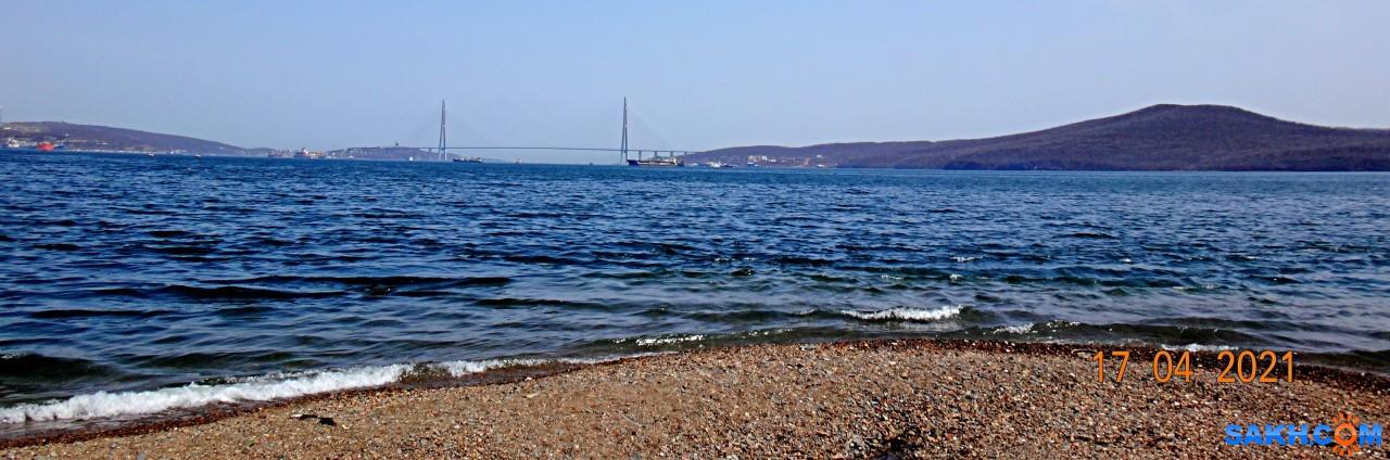 DSC00673 Вид на Владивосток и о.Русский от маяка Эгершельда.  Просмотров: 30 Комментариев: 0