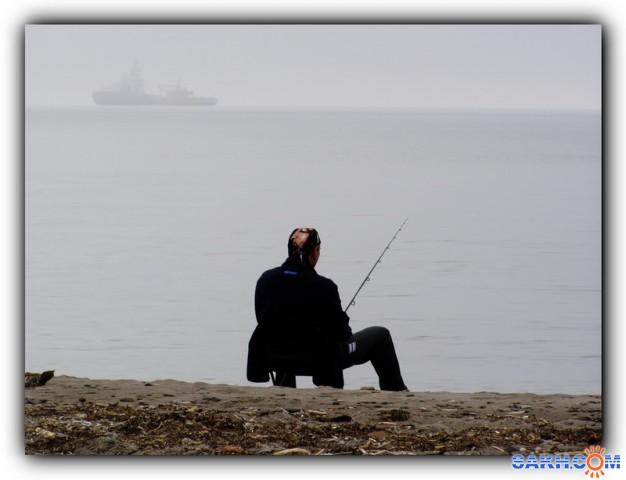 Рыбак в тумане  Просмотров: 1273 Комментариев: 0