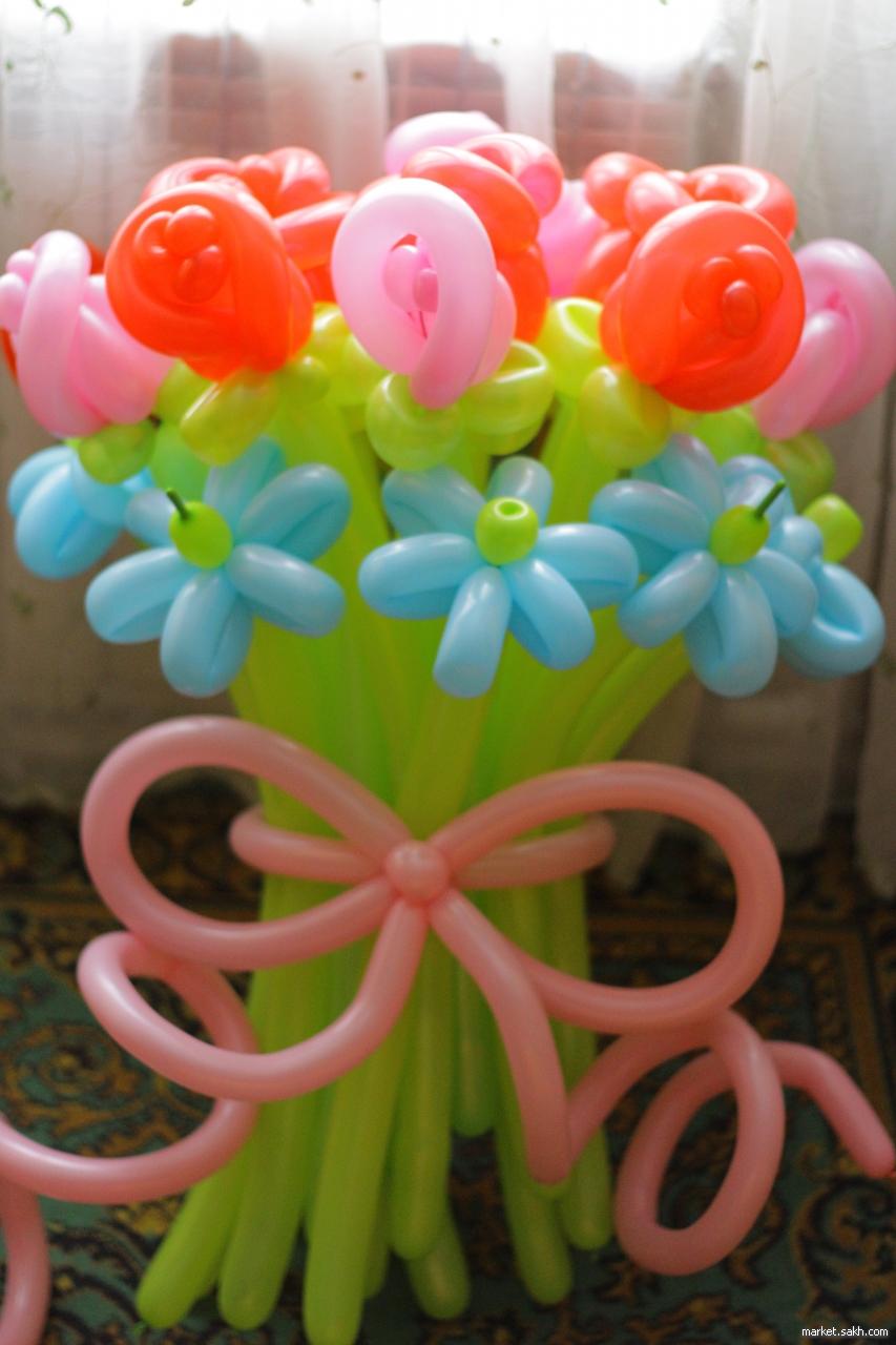 Цветы поделки оформление