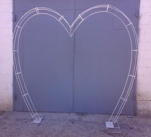 Как сделать арку для свадьбы