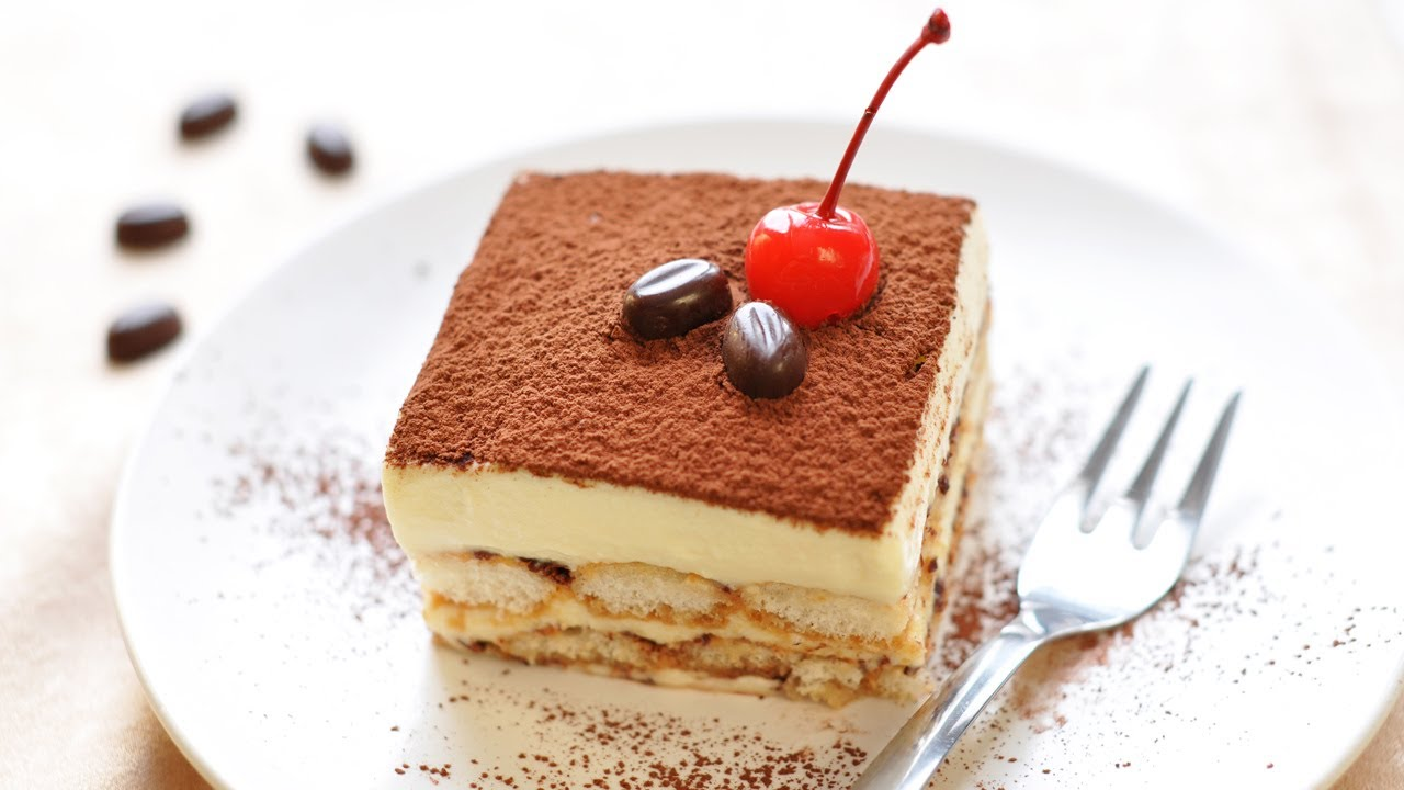 Как готовить торт тирамису