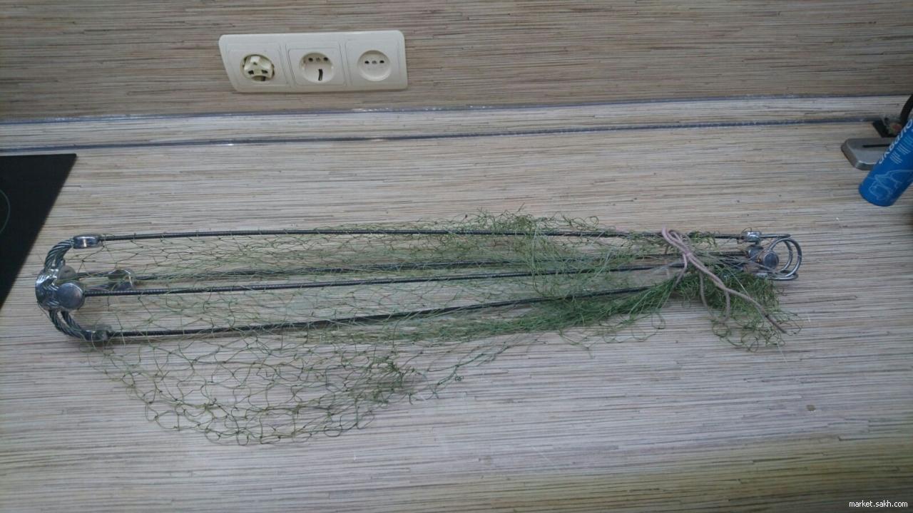 Хапуга зимняя 45