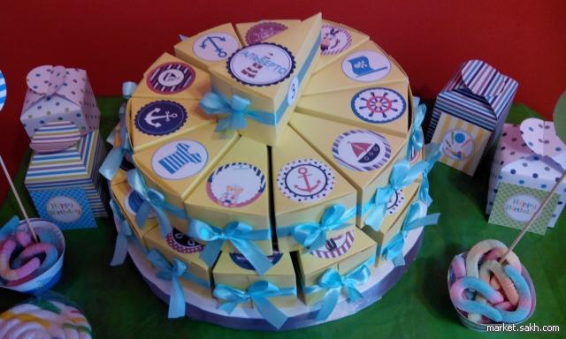 Детский тортик как сделать