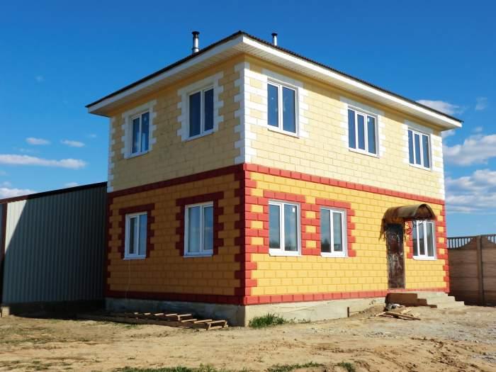 Сколько стоит построить дом недорого своими руками