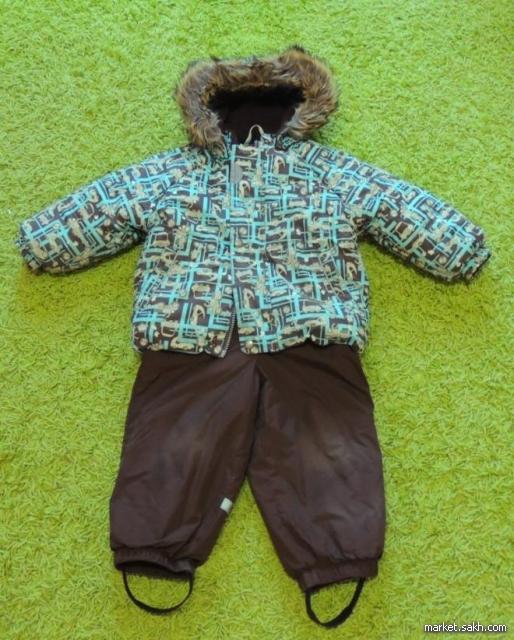 детская верхняя одежда из финляндии в питере