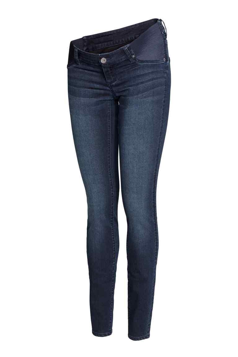 H and m джинсы для беременных 658