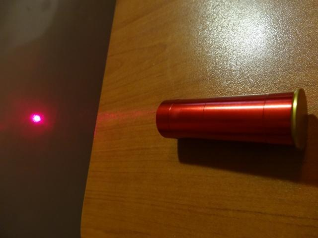 Лазерный патрон своими руками 762 22
