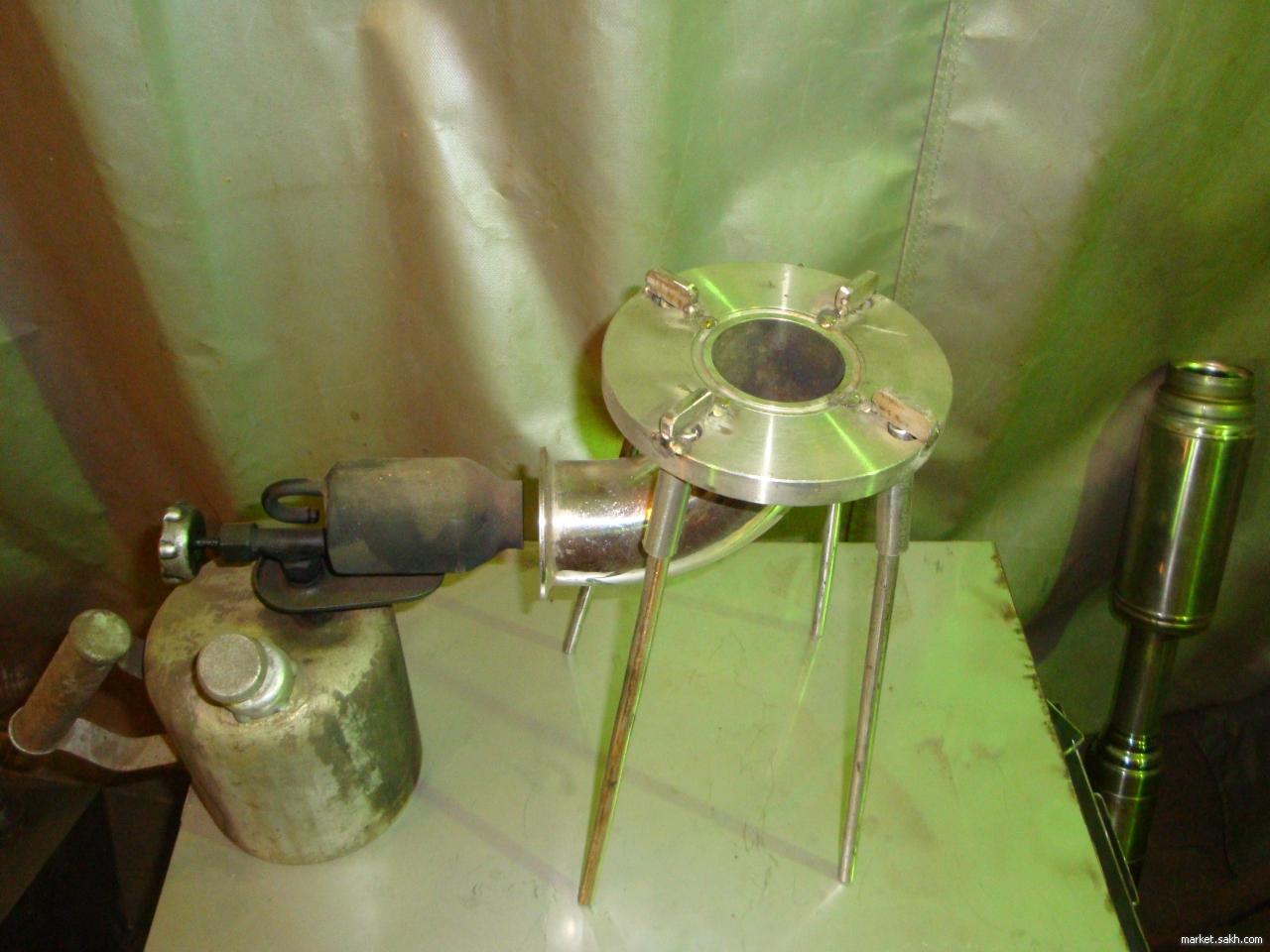 Подставка для паяльной лампы