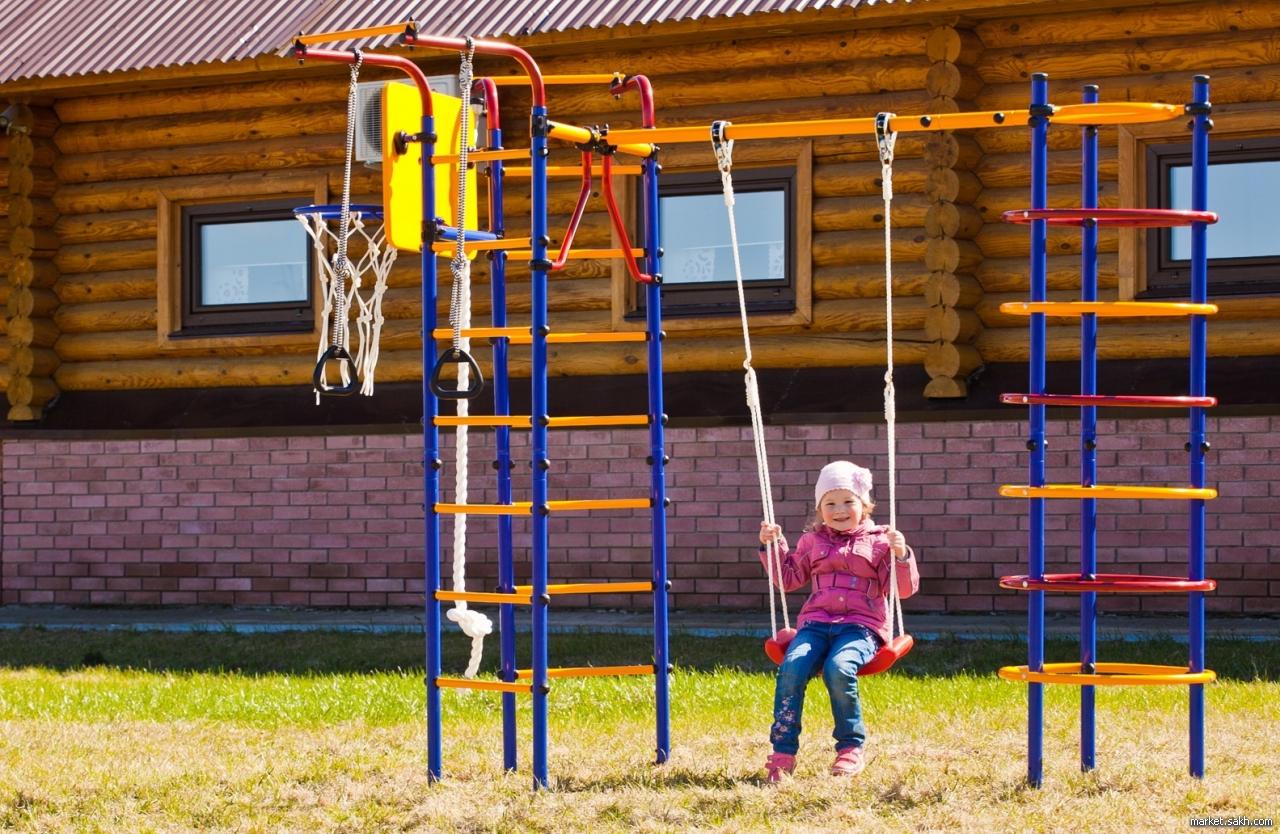 Детские комплексы для детей фото