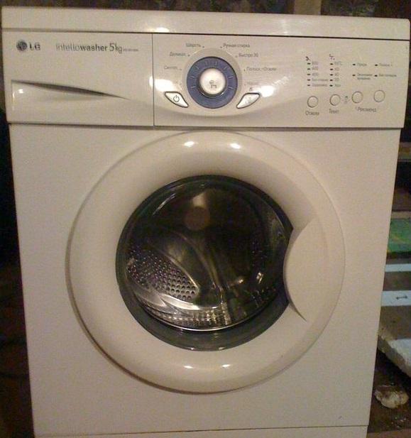 Ремонт стиральных машин lg wd своими руками