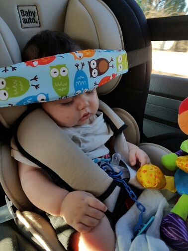 Фиксатор для головы ребенка в автокресле своими руками 993