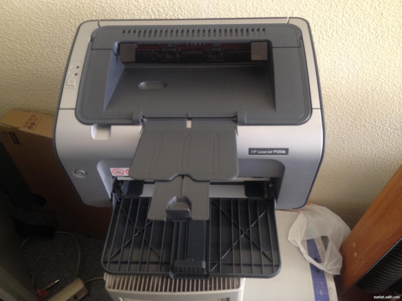 Как сканировать на принтере HP 40