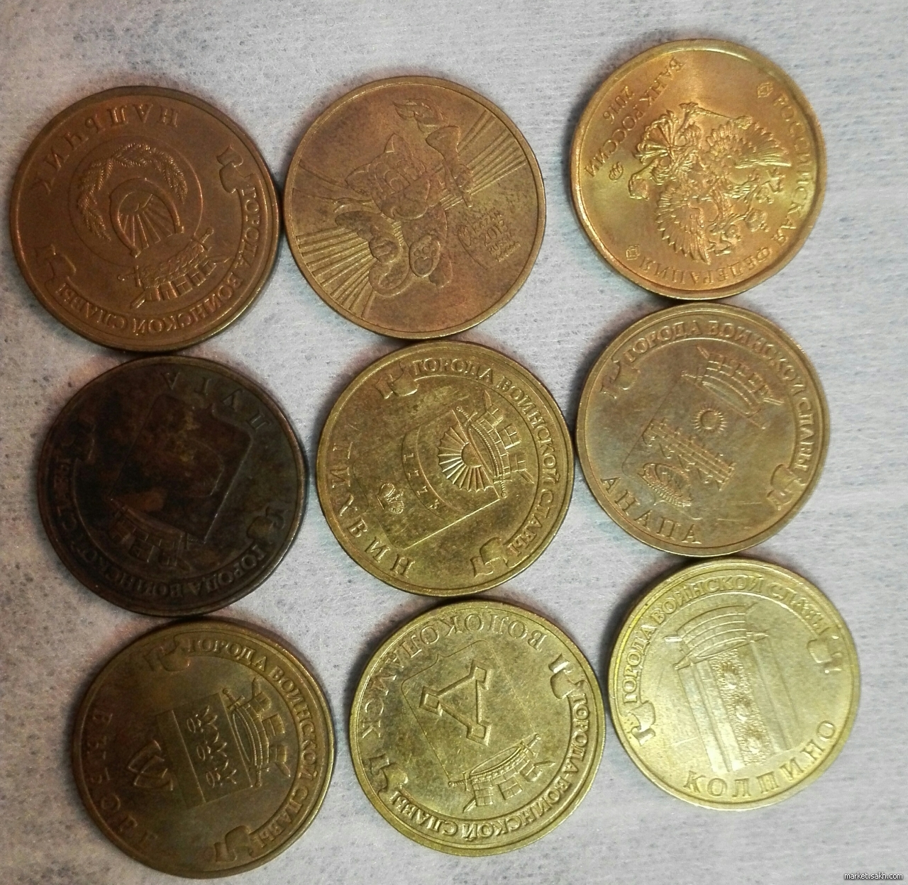 Марка стали для монет царские монеты как отличить подделку