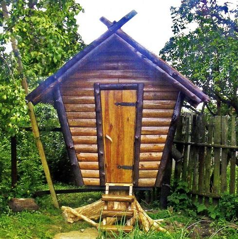 Идеи туалета на даче