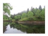 Второе озеро.. утро  Просмотров: 882 Комментариев:
