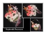 ... сладкая корзинка с мягкой игрушкой - прекрасный подарок маленькой принцессе)))  Просмотров: 1520 Комментариев: 0