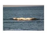 Последный луч солнца осветил гребешок волны.. Фотограф: vikirin  Просмотров: 2728 Комментариев: 0