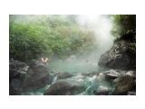 изумрудные реки влк Баранского* Фотограф: ©  marka /печать больших фотографий,создание слайд-шоу на DVD/  Просмотров: 857 Комментариев: 1